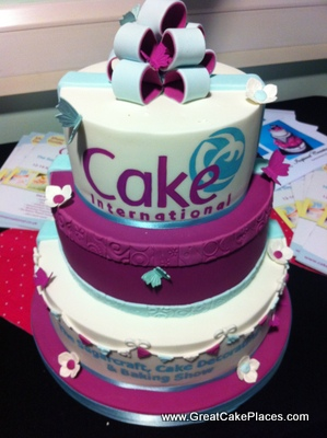 International Cake Show