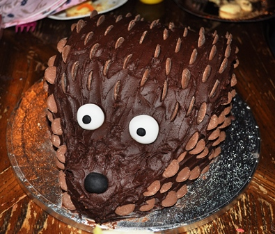 Blue Peter Chocolate Mayonnaise Cake