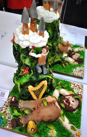 Great Cake Places Squires Kitchen Exhibition Top 10