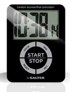 Heston Glass Timer