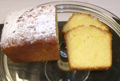 Lemon Drizzle Cake by The Blakeney Hotel