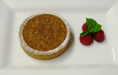 Norfolk Treacle Tart by Blakeney Hotel